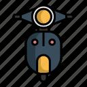 motorbike, motorcycle, transport, transportation, vehicle