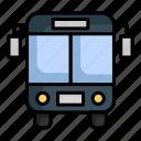 bus, passenger, transport, transportation, vehicle