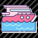 transport, water, yacht