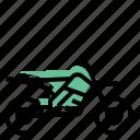 bike, motocross, motorbike, motorcycle icon