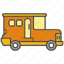 car, portage, traffic, transit, transport, vehicle icon