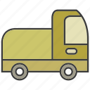 car, portage, traffic, transit, transport, truck icon