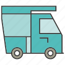 car, portage, traffic, transit, transport, truck, vehicle icon