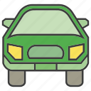 car, portage, traffic, transit, transport icon