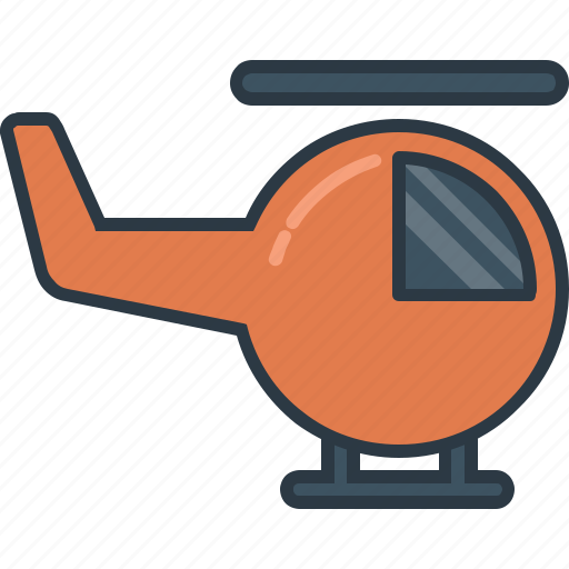 Helicopter, transportation, transport, vehicle icon - Download on Iconfinder