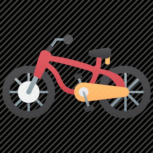 bicycle, bike, ride, sport, vehicle icon