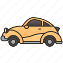 beetle, car, classic, vehicle, vintage icon