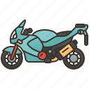 bigbike, biker, motorbike, racing, vehicle