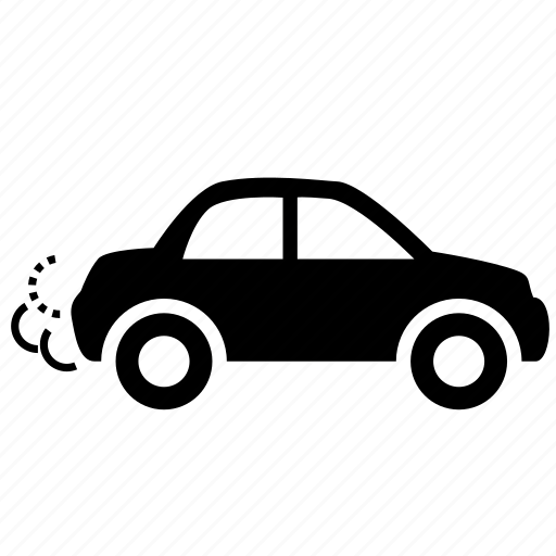 automobile, black car, car, good car, sedan, transportation, vehicle icon