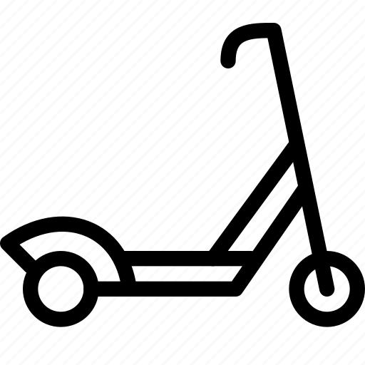 car, kick scooter, maintainance, servicing, transport, transportation, vehicle icon