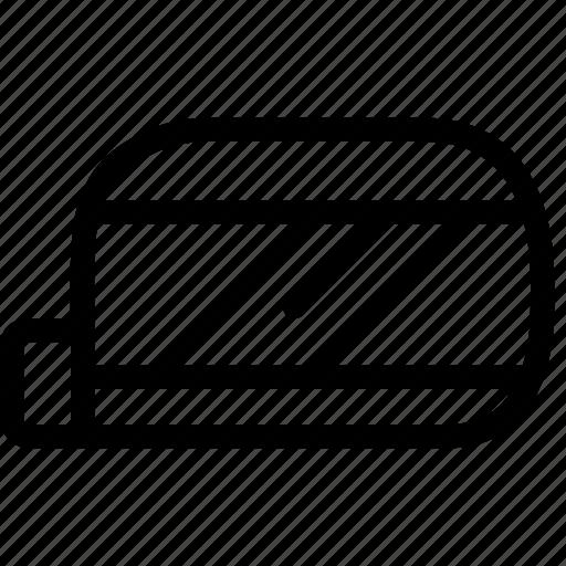 car, maintainance, mirror, servicing, transport, transportation, vehicle icon