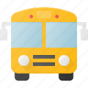 bus, school, transport, transportation, vehicles