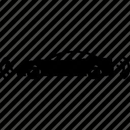 autonomous, car, driverless, driving, lidar, self, vehicle icon