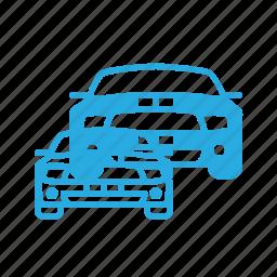 car, mustang, transport, transportation, vehicles icon