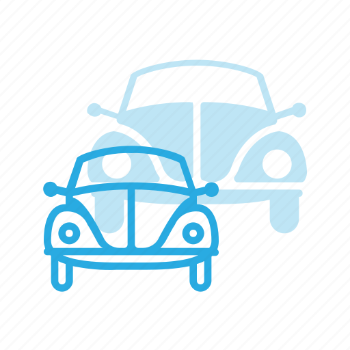 beatle, retro, transport, transportation, vehicles icon