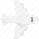 flight, fly, plane, transport, transportation, vehicles icon