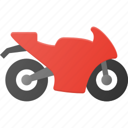 bike, motocycle, motor, transport, transportation, vehicles icon