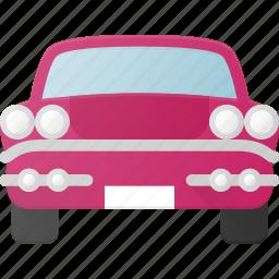 cadilac, luxery, retro, transport, transportation, vehicles icon