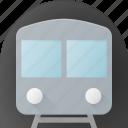 metro, subway, transport, transportation, vehicles icon