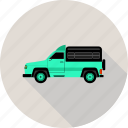 delivery van, transportation, van, vehicle