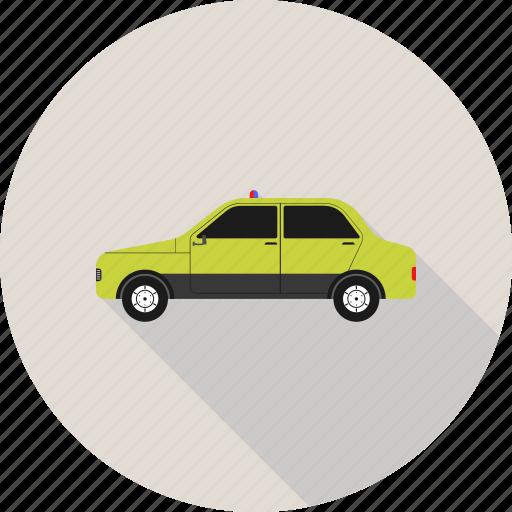 auto, automobile, car icon