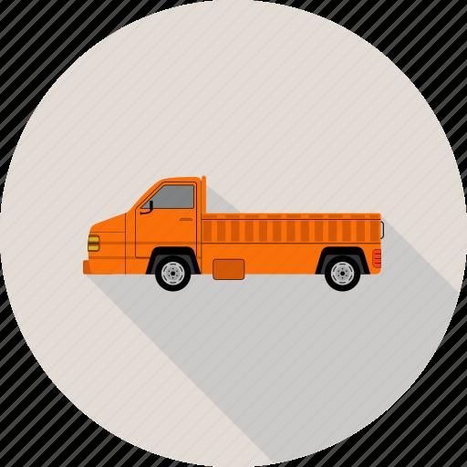 delivery, e-commerce, truck icon