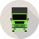 logistic, supply, transport, truck, vehicle icon