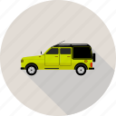 van, vehicle icon