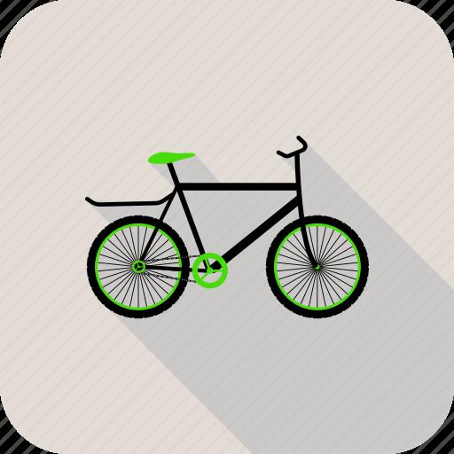 bike, cycle icon