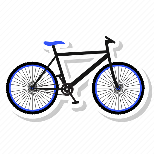 bicycle, bike, cycling, tour icon
