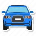 car, transportation, transport icon