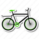 bicycle, bike, cycling, cycle