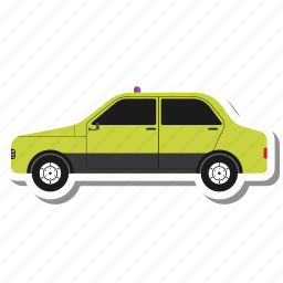 car, jeep, pickup icon