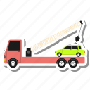 big vehicle, car, truck, vehicle icon