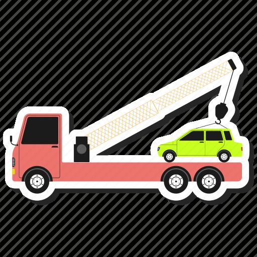 big vehicle, car, truck, vehicle icon