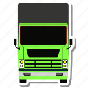 delivery, truck, transport