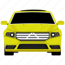 automobile, car, hatchback, vehicle