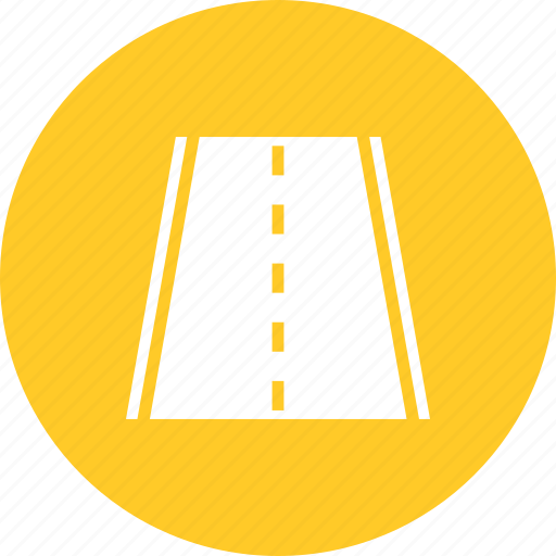 Highway, lane, path, road, transportation, travel, way icon - Download on Iconfinder