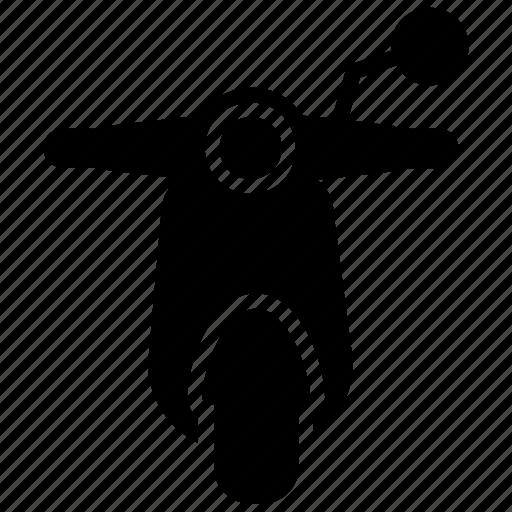 Bike, motorbike, motorcycle, scooter, vespa icon - Download on Iconfinder