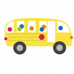 bus, busstop, car, city, transports, truck, vehicle icon