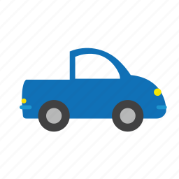 automobile, bus, car, jeep, transports, truck, vehicle icon
