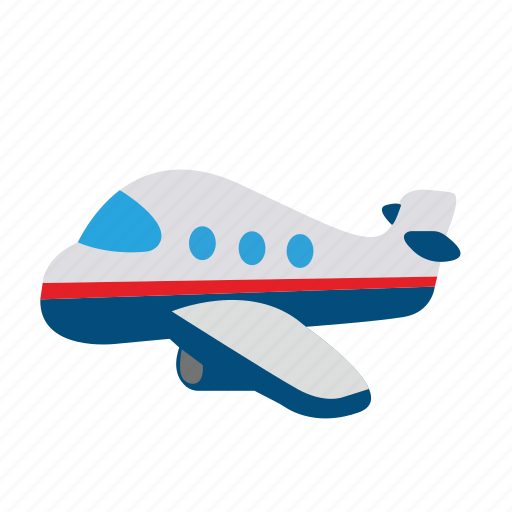 areo, bus, car, cargo, flight, plane, transport icon