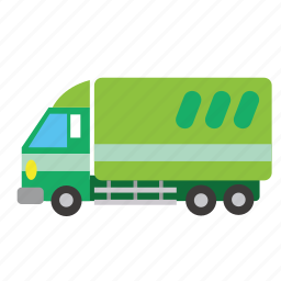 bus, car, devilery, shipping, transport, truck, vehicle icon