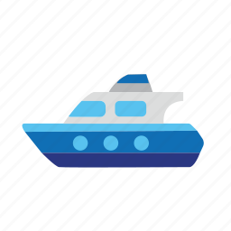 boat, car, racingboat, sailling, ship, transport, truck icon