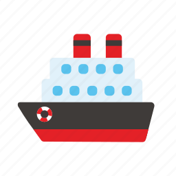 boat, bus, car, moter, transport, truck, vehicle icon