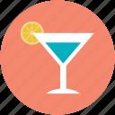 fruit drink, juice, lemonade, orange juice, orange slice