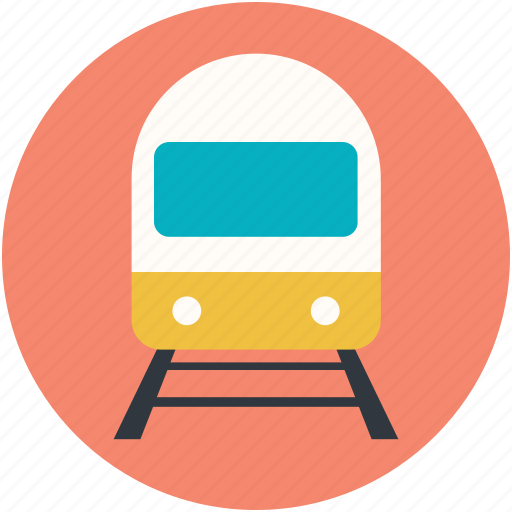 locomotive, subway, subway train, tram, tramway icon
