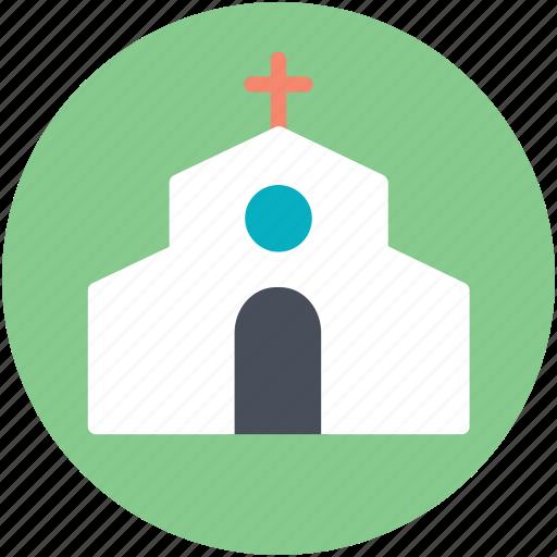 chapel, church, religious building, shrine, tabernacle icon