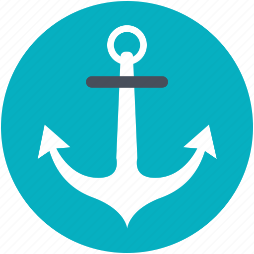 Anchor, boat anchor, marine anchor, sea, ship anchor icon - Download on Iconfinder