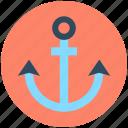 anchor, boat anchor, nautical, navigational, ship anchor